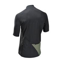 Camiseta m/c TRAIL 2 MTB Gris-Verde