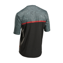 Camiseta m/c EDGE MTB Gris-Verde