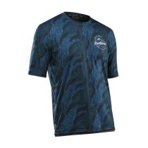 Camiseta m/c ENDURO MTB Azul