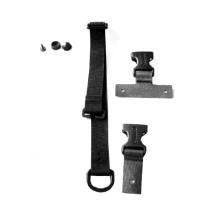 Cierre Stealth ORTLIEB para Back-Roller/Sport-Roller 1 u para QL1/QL2