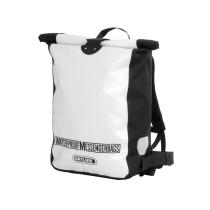 MESSENGER BAG Bolsa 39L Blanco-Negro ORTLIEB