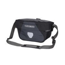 ULTIMATE 6 S PLUS Bolsa Manillar 5L Granite-Negro ORTLIEB