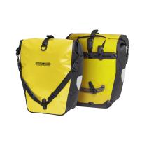 BACK-ROLLER CLASSIC QL2.1 Alforja Travel (2x)20Litros Amarillo-Negro PAR ORTLIEB