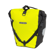 Alforja ORTLIEB BACK-ROLLER HIGH VISIBILITY QL2.1 Amarillo-Negro