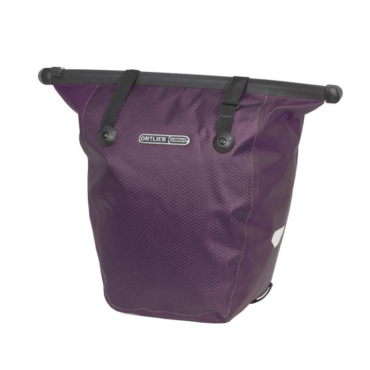 BIKE-SHOPPER QL2.1 Bolsa 20L Purpura ORTLIEB