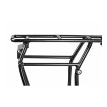 Portabultos Aluminio Negro ORTLIEB RACK 3 QL3.1 y QL3 Negro