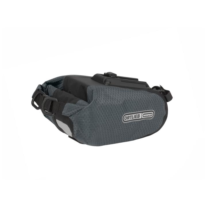 SADDLE-BAG  Bolsa Sillín S 0.8 Litros Slate-Negro ORTLIEB