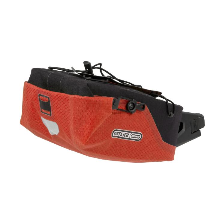 SEATPOST-BAG  Bolsa Sillín  4 Litros Rojo-Negro ORTLIEB