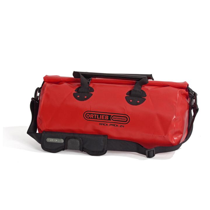 RACK-PACK Bolsa Viaje S 24L Rojo ORTLIEB