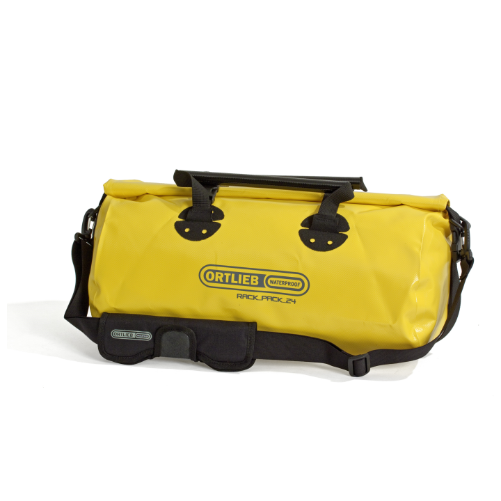 RACK-PACK Bolsa Viaje S 24L Amarillo ORTLIEB