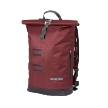 Mochila CITY ORTLIEB COMMUTER-DAYPACK 21L Granate