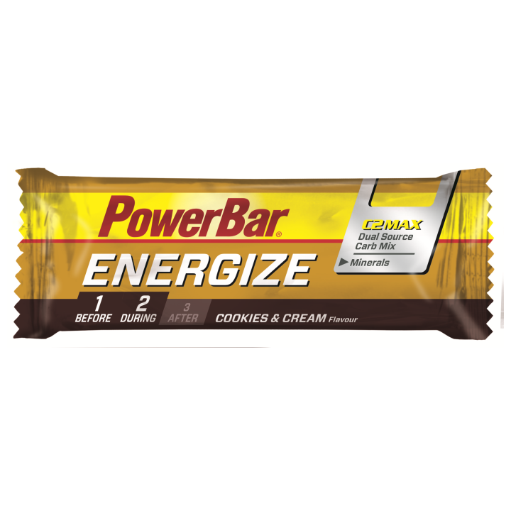 B. Energize C2Max COOKIES 60gr./25u