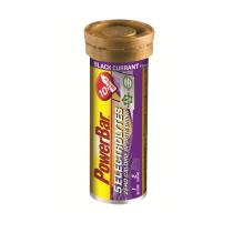 Bebida isotónica ELECTROLYTES 12 tubo BLACK CURRANT POWERBAR
