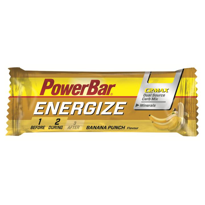 B. Energize C2Max BANANA 60gr./25u