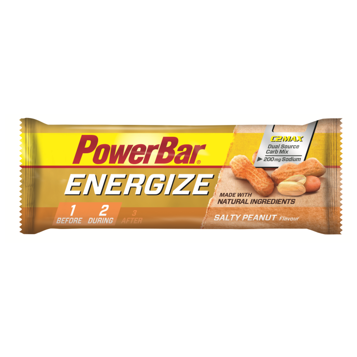 B. Energize C2Max CACAHUETE 60gr./25u