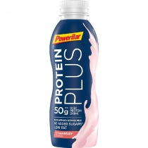 BEBIDA ProteinPlus High Protein Drink Strawberry 12*500ml POWERBAR