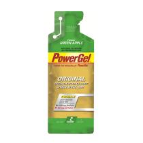 Gel de hidratos de carbono POWERGEL MANZANA (con CAFEINA) 24 u POWERBAR