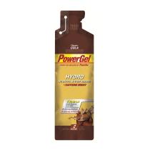 Gel de hidratos de carbono líquido POWERGEL HYDRO COLA (con CAFEINA) 24 u POWERBAR