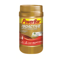 Bebida isotónica BOTE ISOACTIVE 600 RED FRUIT POWERBAR