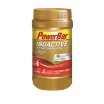 Bebida isotónica para deportistas BEBIDA BOTE ISOACTIVE 600 RED FRUIT POWERBAR