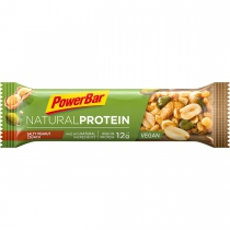 Barrita NATURAL+PROTEINA 30% SALTY PEANUT 40gr * 24u POWERBAR