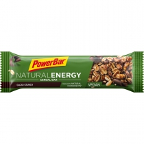 Barrita NATURAL Energy CACAO 40gr * 24u POWERBAR