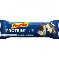 Barrita proteina PROTEINPLUS + Minerales COCO 35g*30u POWERBAR