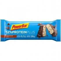 Barrita proteina PROTEINPLUS 52% CHOCOLATE 50gr*20u POWERBAR