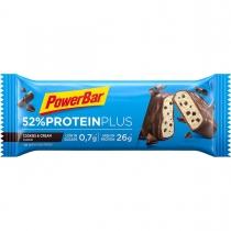 Barrita proteina PROTEINPLUS 52% COOKIES 50gr*20u POWERBAR
