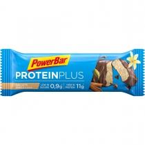 Barrita proteina PROTEINPLUS +Low Sugar CHAI LATTE/VAINILLA 35g*30u POWERBAR