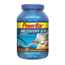 Bebida de regeneración RECOVERY 2.0 CHOCOLATE 1144gr BOTE POWERBAR