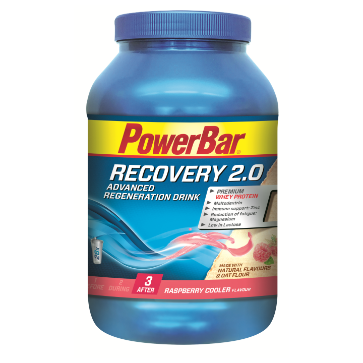 RECOVERY 2.0 RASPBERRY 1144gr BOTE