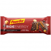 BARRITA RIDE Chocolate/Caramelo 55gr *18 u POWERBAR