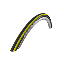 LUGANO 700*23C K-Guard Rayas Amarillas Silica. ROAD RACE