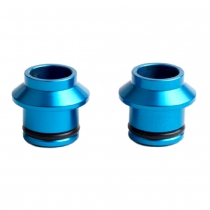 HUSKE 15mm*100mm PLUGS (COLOR AZUL)
